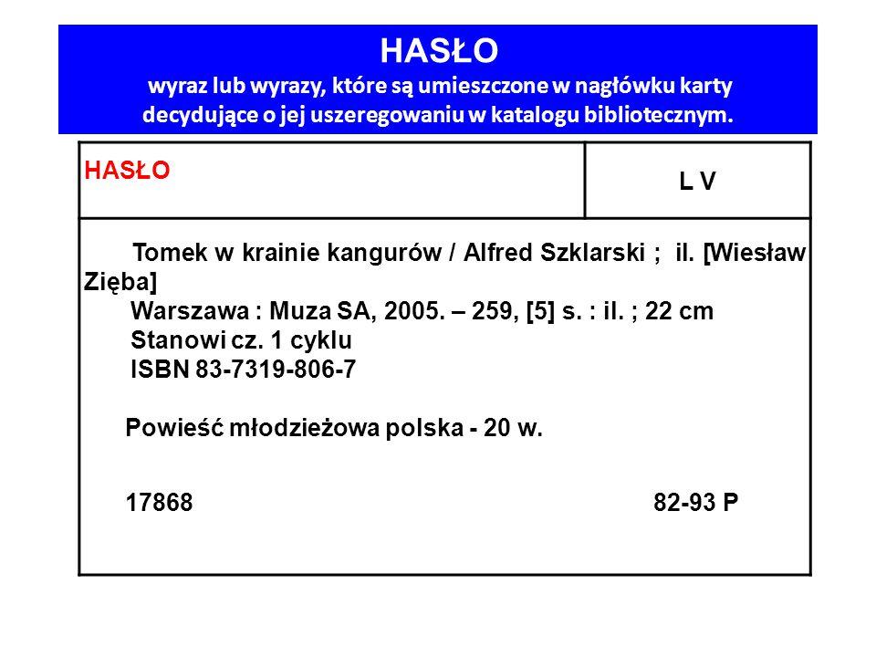 Tomek w krainie kangurów / Alfred Szklarski ; il. [Wiesław Zięba]